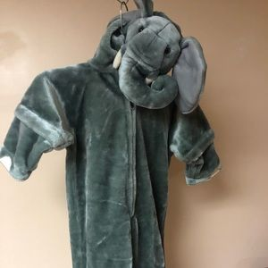 Snuggly Elephant Costume